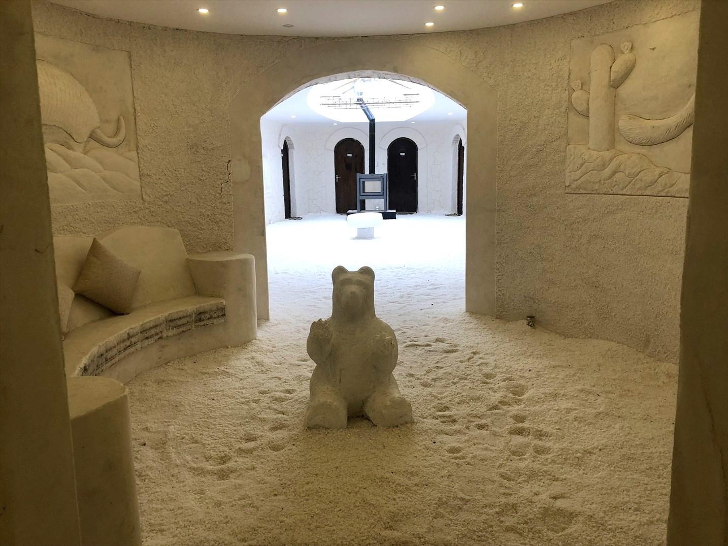 中南米の旅/30 Cristal Samaña Salt Hotel@ウユニ_a0092659_14330474.jpg