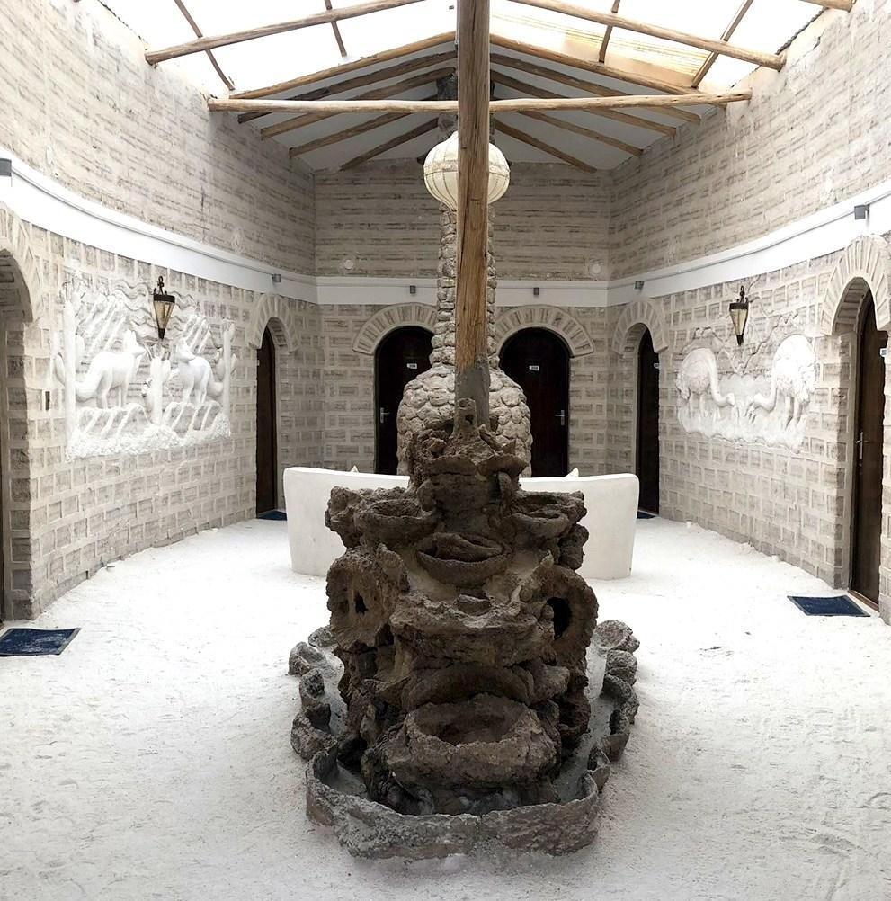 中南米の旅/30 Cristal Samaña Salt Hotel@ウユニ_a0092659_14365513.jpg
