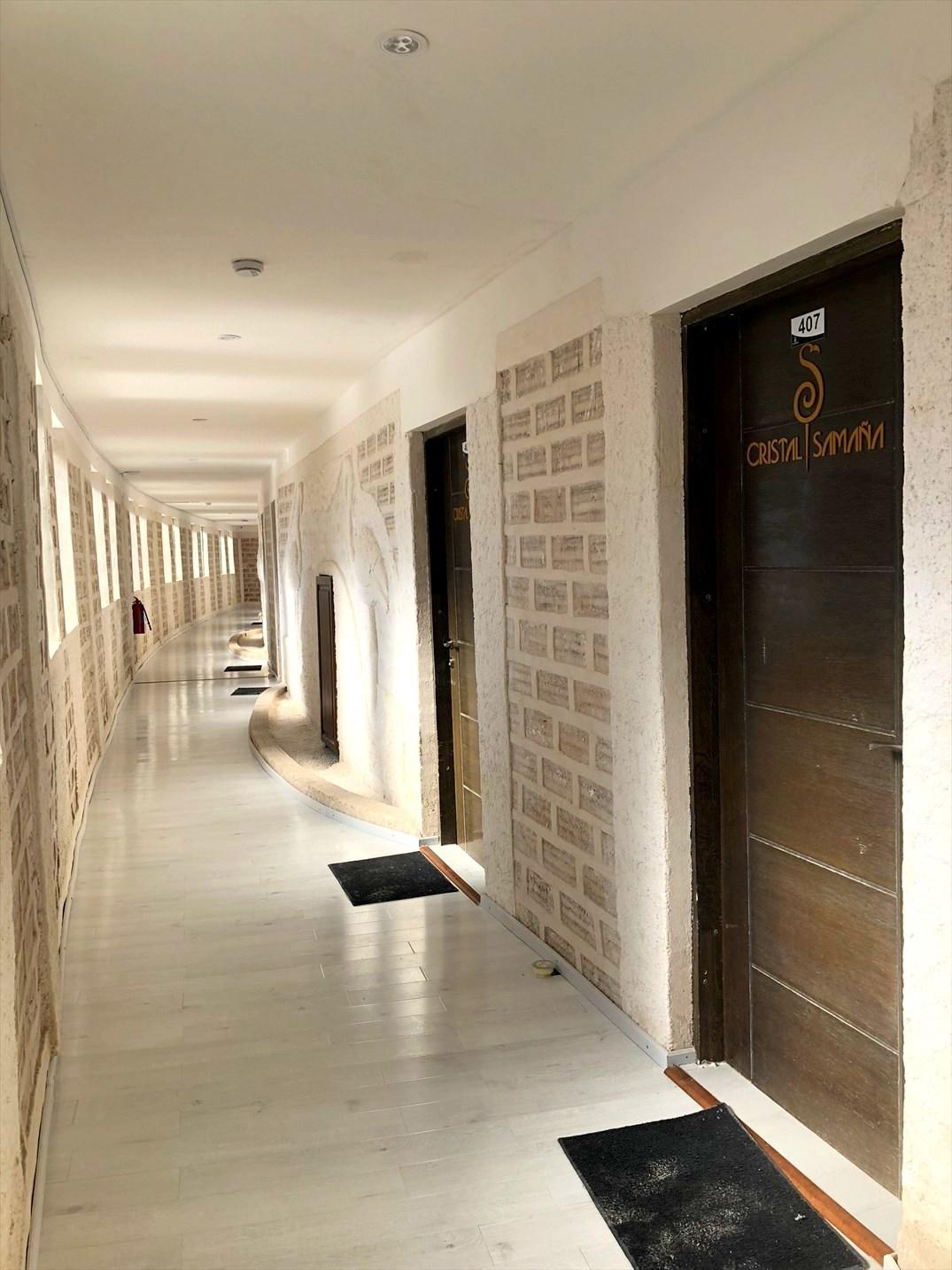 中南米の旅/30 Cristal Samaña Salt Hotel@ウユニ_a0092659_14422511.jpg