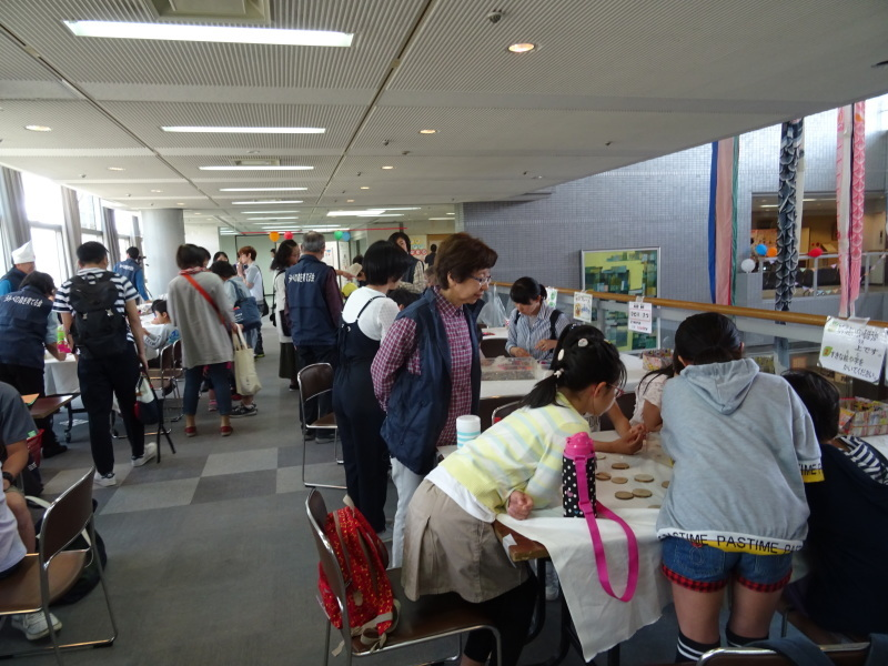 第16回「子どもの日フェスティバル」 in 阪南市文化センター(サラダホール)_c0108460_18541233.jpg