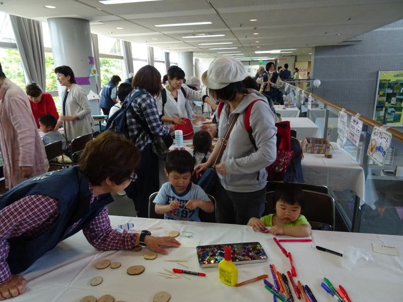 第16回「子どもの日フェスティバル」 in 阪南市文化センター(サラダホール)_c0108460_18584720.jpg