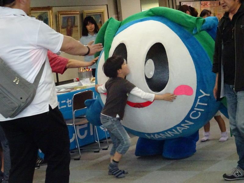 第16回「子どもの日フェスティバル」 in 阪南市文化センター(サラダホール)_c0108460_20052374.jpg