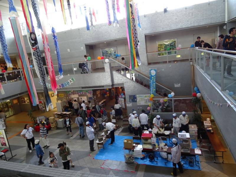 第16回「子どもの日フェスティバル」 in 阪南市文化センター(サラダホール)_c0108460_20100337.jpg