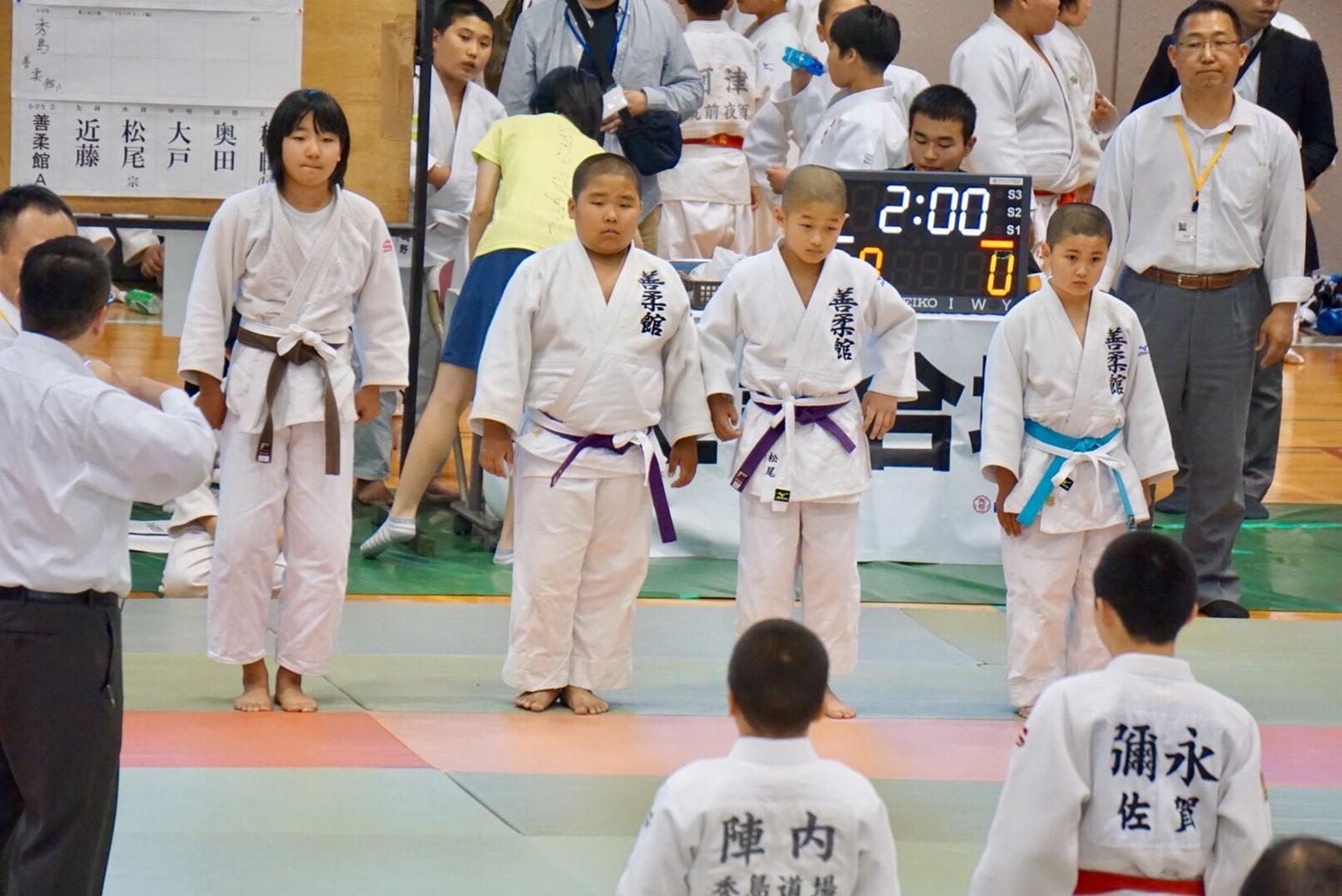2019 西日本少年柔道大会_b0172494_19322250.jpg
