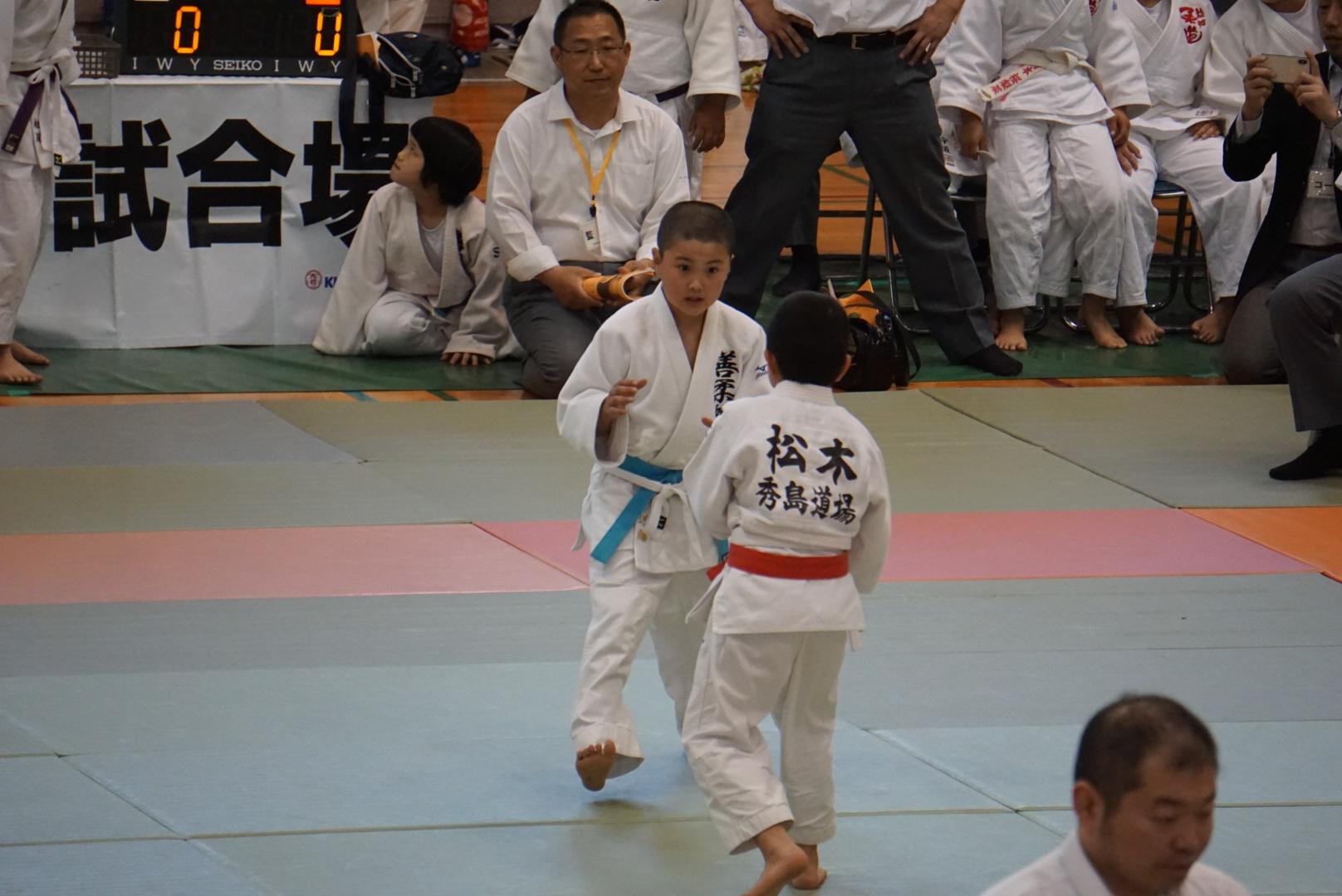 2019 西日本少年柔道大会_b0172494_19340180.jpg