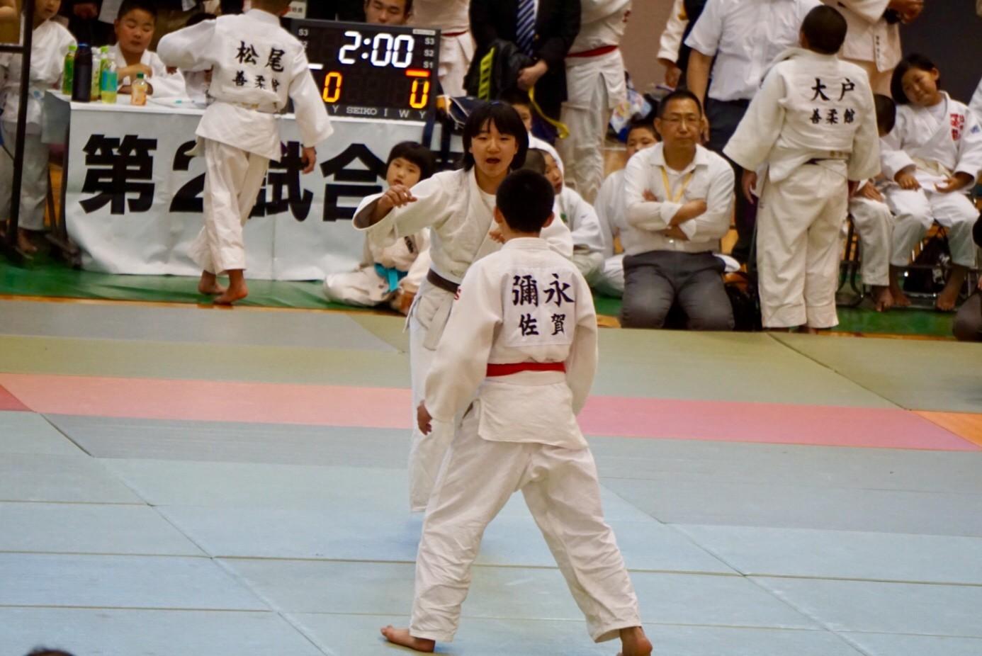 2019 西日本少年柔道大会_b0172494_20291914.jpg