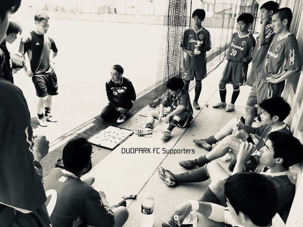 【CLUB YOUTH U-18】決勝リーグ出場決定トーナメント1回戦 May 5, 2019_c0365198_21392237.jpg