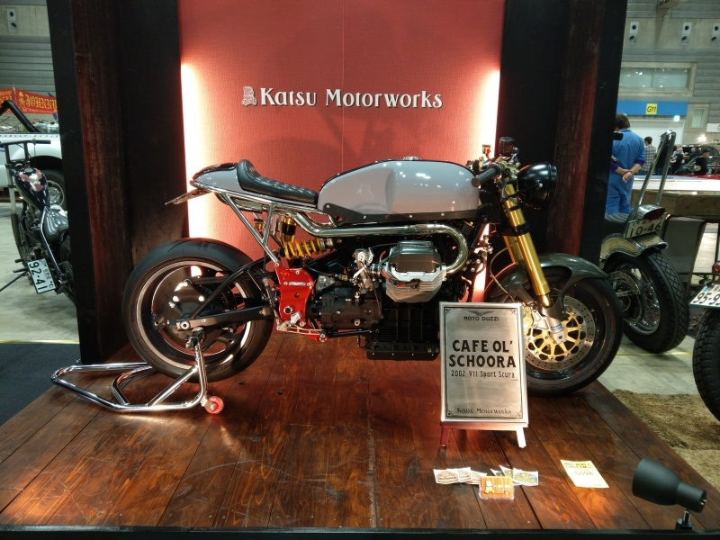 ☆ MOTO GUZZI V11 Sport Scura FOR SALE ☆_c0374027_14264741.jpg