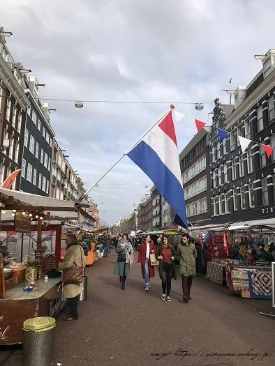 オランダ『アムステルダム・アルバートカイプ市場』の手芸店♪_f0023333_23090861.jpg