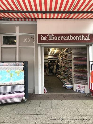 オランダ『アムステルダム・アルバートカイプ市場』の手芸店♪_f0023333_23094505.jpg
