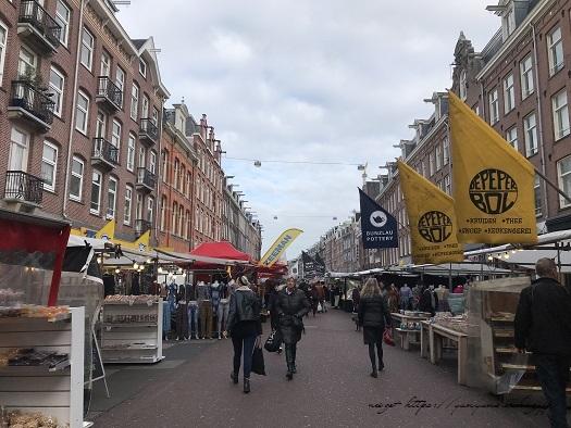 オランダ『アムステルダム・アルバートカイプ市場』の手芸店♪_f0023333_23100363.jpg