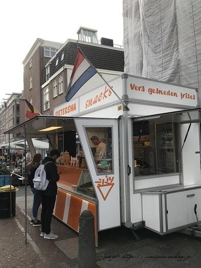 オランダ『アムステルダム・アルバートカイプ市場』の手芸店♪_f0023333_23100649.jpg