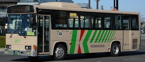 弘南バスの日野架装車_e0030537_18064007.jpg