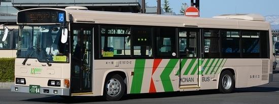 弘南バスの日野架装車_e0030537_18064077.jpg