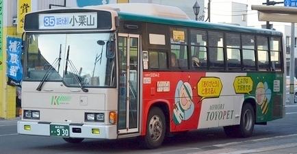 弘南バスの日野架装車_e0030537_18064458.jpg