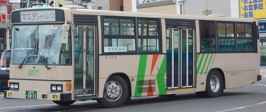 弘南バスの日野架装車_e0030537_18134473.jpg