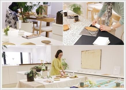 木の器を楽しむテーブル -長岡かやさんの器を使って ~ブラッシュアップクラス_d0217944_00504859.jpg