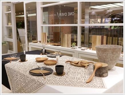 木の器を楽しむテーブル -長岡かやさんの器を使って ~ブラッシュアップクラス_d0217944_01155830.jpg