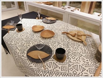木の器を楽しむテーブル -長岡かやさんの器を使って ~ブラッシュアップクラス_d0217944_01161026.jpg