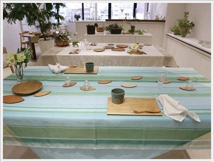 木の器を楽しむテーブル -長岡かやさんの器を使って ~ブラッシュアップクラス_d0217944_01210873.jpg