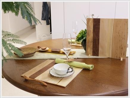 木の器を楽しむテーブル -長岡かやさんの器を使って ~ブラッシュアップクラス_d0217944_01504439.jpg