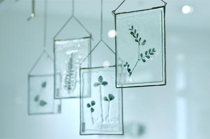 「 松山美恵 植物を楽しむためのガラス展 」 ~ LIFE DESIGN STUDIO 5月展_d0217944_09282396.jpg