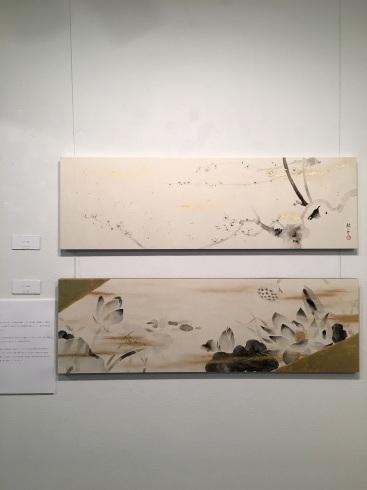 銀座スルガ台画廊レスポワール2019池上紘子展終了。_c0160745_13433060.jpg