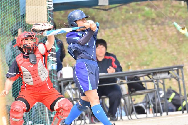 2019中学春季都大会 神田VS小岩5_b0249247_22161144.jpg