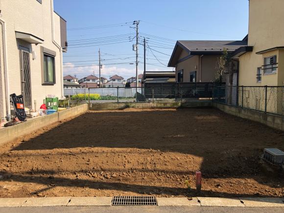 新松戸 建築 創ってます‼️これから始まります‼️_c0064859_12024480.jpg