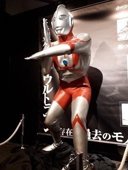 『ULTRAMAN展/新時代の幕開け』_e0033570_14343934.jpg