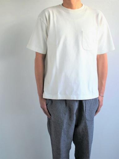 blurhms Middle-Weight & Super Soft Pocket S/S_b0139281_1232087.jpg
