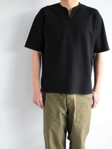blurhms New Rough&Smooth Thermal Over-Neck S/S_b0139281_18332357.jpg