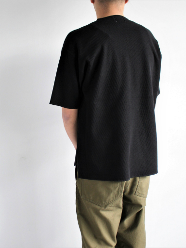 blurhms New Rough&Smooth Thermal Over-Neck S/S_b0139281_1833406.jpg