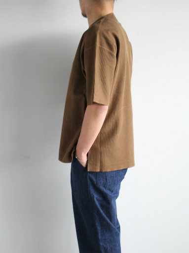 blurhms New Rough&Smooth Thermal Over-Neck S/S_b0139281_1833694.jpg