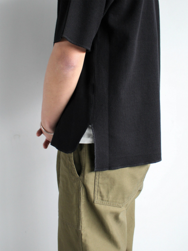 blurhms New Rough&Smooth Thermal Over-Neck S/S_b0139281_18344286.jpg