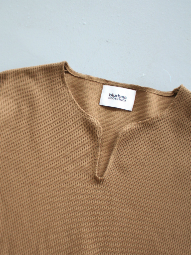 blurhms New Rough&Smooth Thermal Over-Neck S/S_b0139281_1834433.jpg