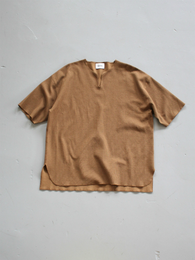 blurhms New Rough&Smooth Thermal Over-Neck S/S_b0139281_18345651.jpg