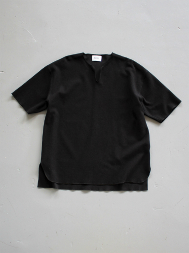 blurhms New Rough&Smooth Thermal Over-Neck S/S_b0139281_1835845.jpg