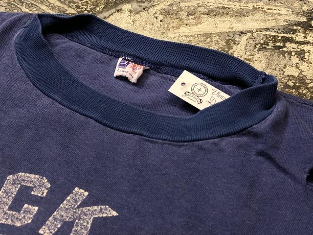 5月8日(水)マグネッツ大阪店、夏ヴィンテージ&スニーカー入荷!! #2 1940\'~60\'s TeeShirt編!! 40\'s Champion & NOS!!_c0078587_001347.jpg