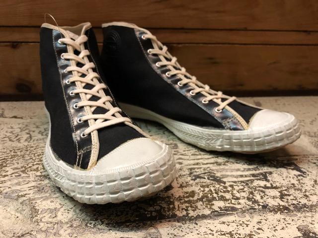 5月8日(水)マグネッツ大阪店、夏ヴィンテージ&スニーカー入荷!! #4 1940\'~60\'s Hi-Top Canvas Sneaker編!! BUDDY & BALL BAND Jets!!_c0078587_17102033.jpg