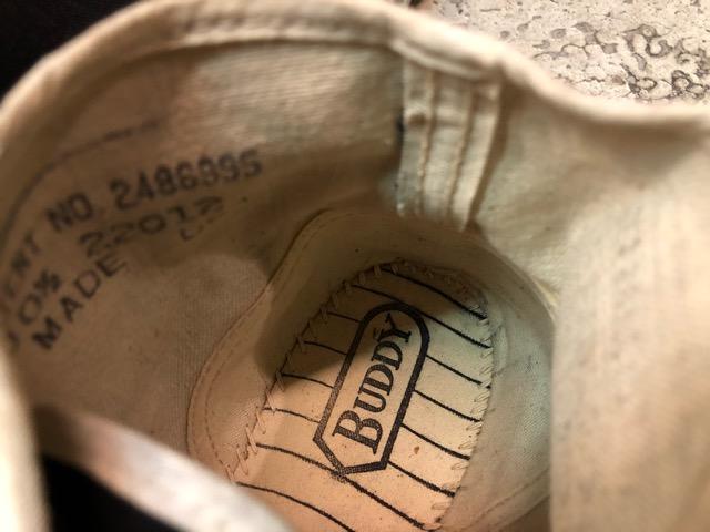 5月8日(水)マグネッツ大阪店、夏ヴィンテージ&スニーカー入荷!! #4 1940\'~60\'s Hi-Top Canvas Sneaker編!! BUDDY & BALL BAND Jets!!_c0078587_17104828.jpg