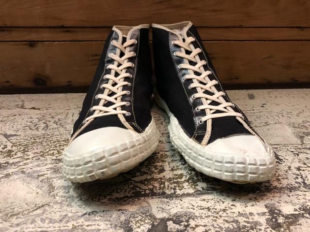 5月8日(水)マグネッツ大阪店、夏ヴィンテージ&スニーカー入荷!! #4 1940\'~60\'s Hi-Top Canvas Sneaker編!! BUDDY & BALL BAND Jets!!_c0078587_17112381.jpg