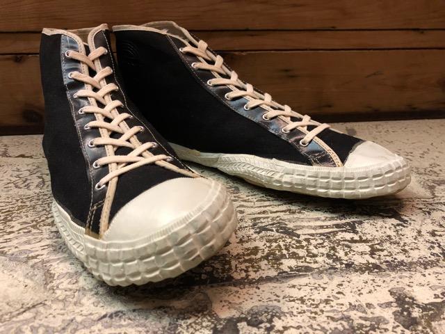 5月8日(水)マグネッツ大阪店、夏ヴィンテージ&スニーカー入荷!! #4 1940\'~60\'s Hi-Top Canvas Sneaker編!! BUDDY & BALL BAND Jets!!_c0078587_1711692.jpg