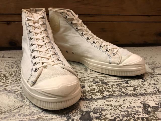 5月8日(水)マグネッツ大阪店、夏ヴィンテージ&スニーカー入荷!! #4 1940\'~60\'s Hi-Top Canvas Sneaker編!! BUDDY & BALL BAND Jets!!_c0078587_17512455.jpg