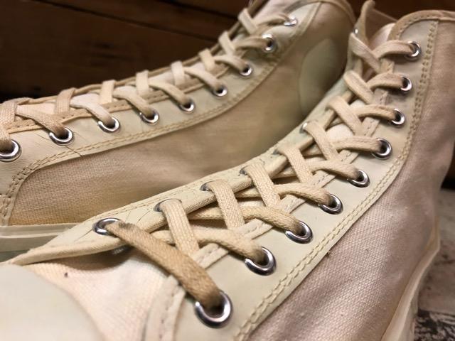 5月8日(水)マグネッツ大阪店、夏ヴィンテージ&スニーカー入荷!! #4 1940\'~60\'s Hi-Top Canvas Sneaker編!! BUDDY & BALL BAND Jets!!_c0078587_18253566.jpg