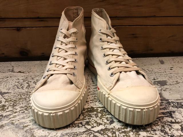 5月8日(水)マグネッツ大阪店、夏ヴィンテージ&スニーカー入荷!! #4 1940\'~60\'s Hi-Top Canvas Sneaker編!! BUDDY & BALL BAND Jets!!_c0078587_1827216.jpg