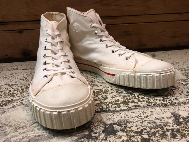 5月8日(水)マグネッツ大阪店、夏ヴィンテージ&スニーカー入荷!! #4 1940\'~60\'s Hi-Top Canvas Sneaker編!! BUDDY & BALL BAND Jets!!_c0078587_18281967.jpg