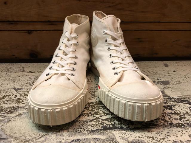 5月8日(水)マグネッツ大阪店、夏ヴィンテージ&スニーカー入荷!! #4 1940\'~60\'s Hi-Top Canvas Sneaker編!! BUDDY & BALL BAND Jets!!_c0078587_18282991.jpg