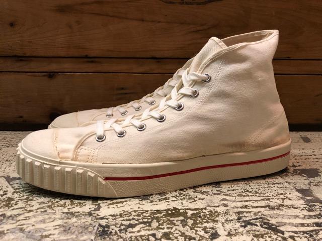 5月8日(水)マグネッツ大阪店、夏ヴィンテージ&スニーカー入荷!! #4 1940\'~60\'s Hi-Top Canvas Sneaker編!! BUDDY & BALL BAND Jets!!_c0078587_18283812.jpg