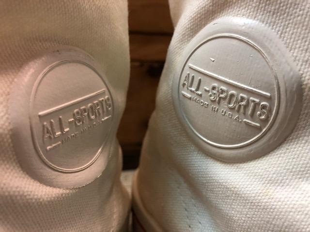 5月8日(水)マグネッツ大阪店、夏ヴィンテージ&スニーカー入荷!! #4 1940\'~60\'s Hi-Top Canvas Sneaker編!! BUDDY & BALL BAND Jets!!_c0078587_18551981.jpg